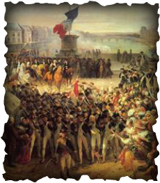 internal and external opposition of the french revolution The french revolution lasted 18 months, starting in january 1793 to late july 1794 during that time 20,000 people were killed by using the guillotine, including king louis xvi does the french revolution still sound justified to you.